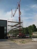 Woning Almere ( opbouwtijd  casco 1 dag )